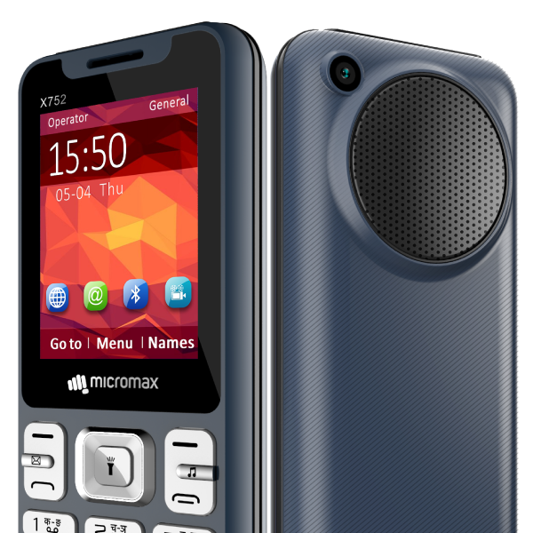 Micromax Boom! Two X752