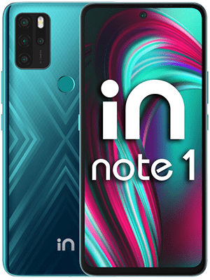 in note 1 (64GB)