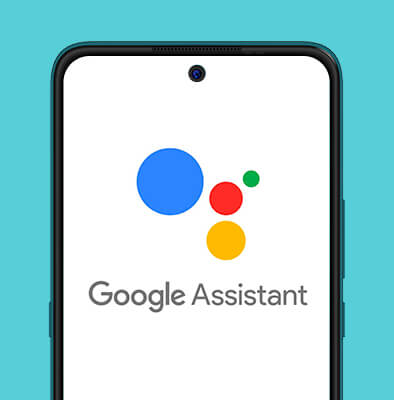 in note 1 with Google assistant