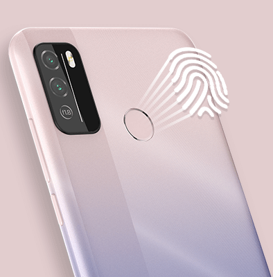 fingerprint mobile in 1b